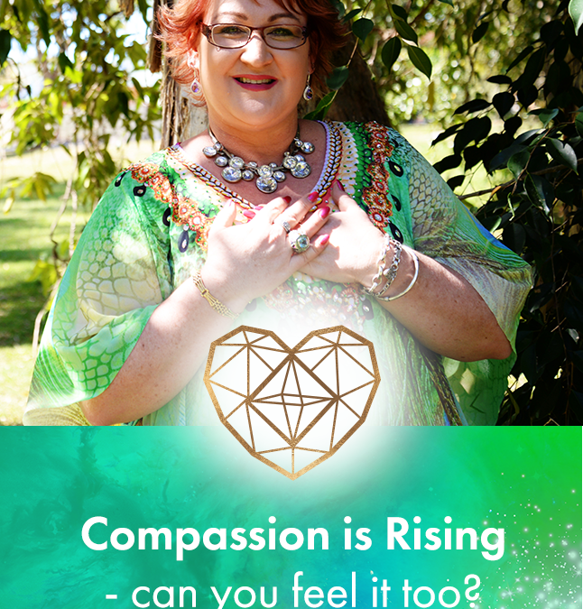 Compassion is Rising – can you feel it?