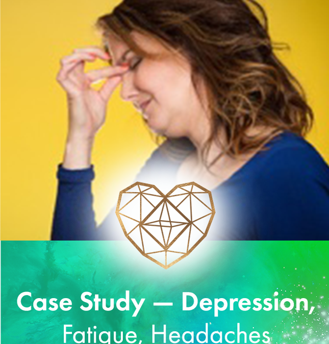 Case Study – Depression, Fatigue, Headaches
