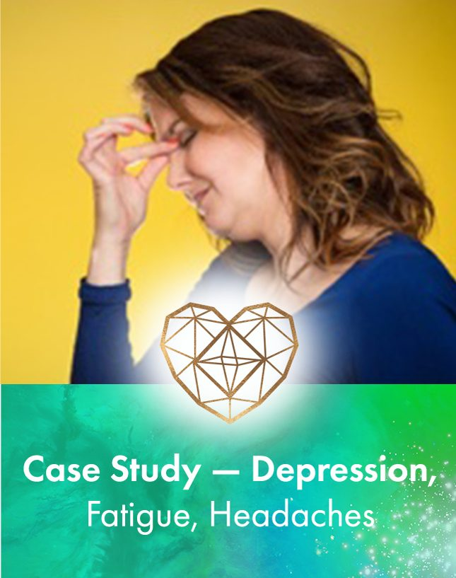 Case Study – Depression, Fatigue, Headaches